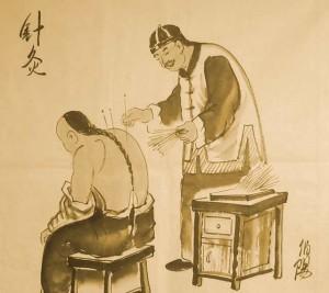 medico medicina tradizionale cinese